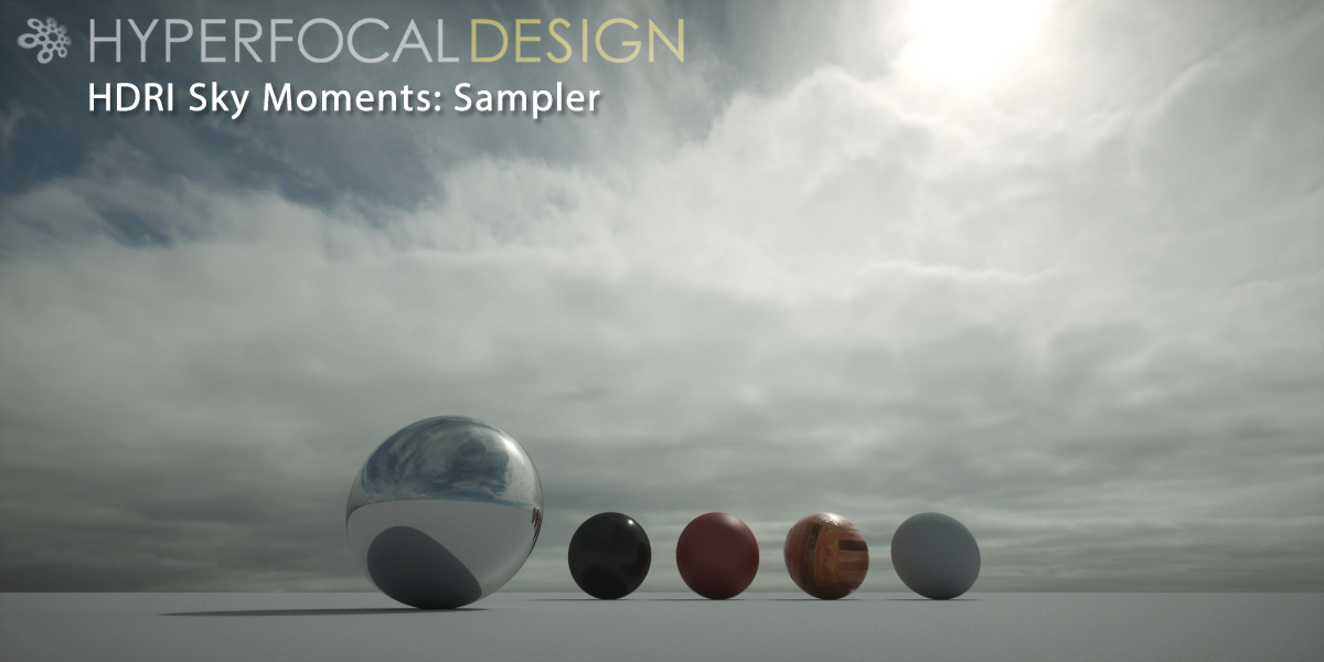 HDRI Sky Moments: Sampler - Blender Market
