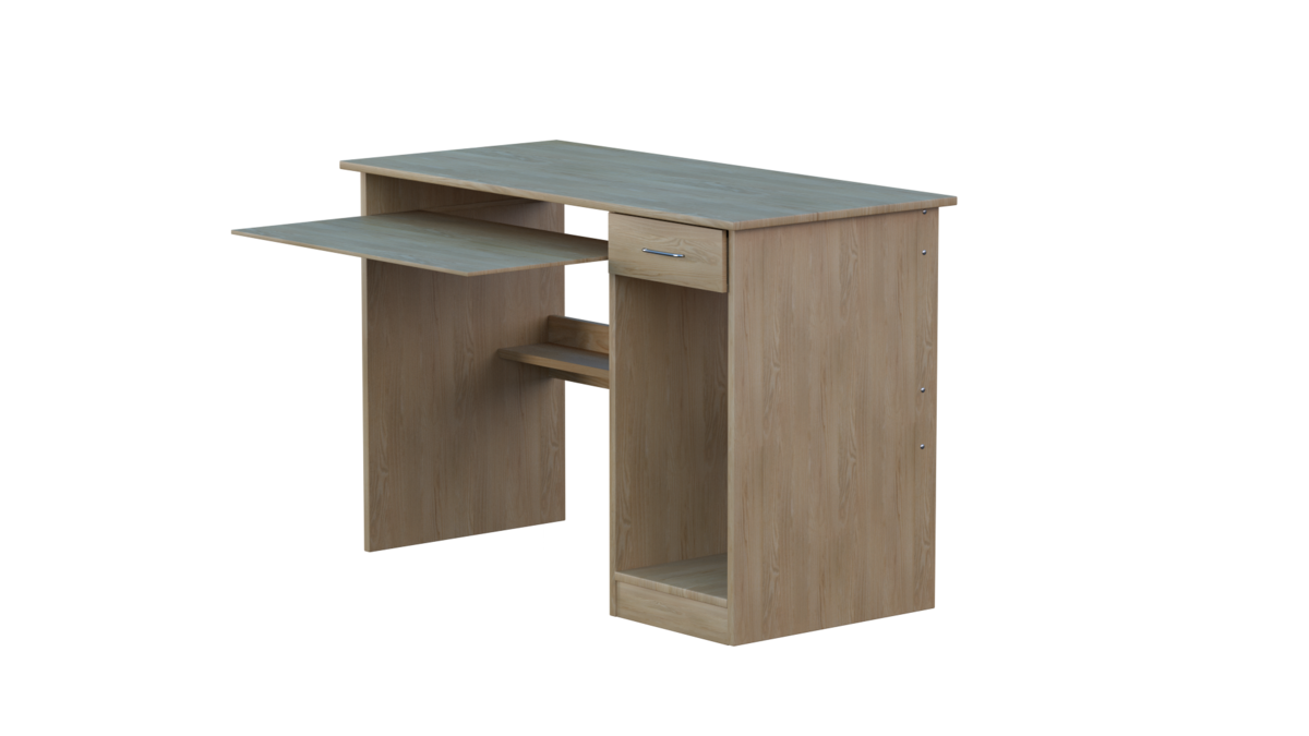 Wood PC Table