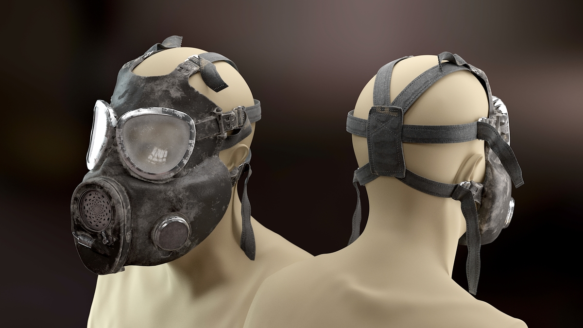 Roblox Gasmask Id Soldier Gas Mask Blender Market