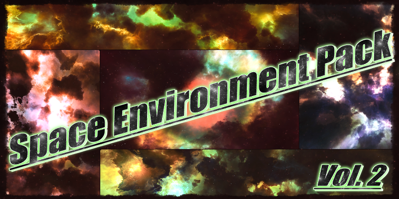 Space Environment Pack - Vol  2