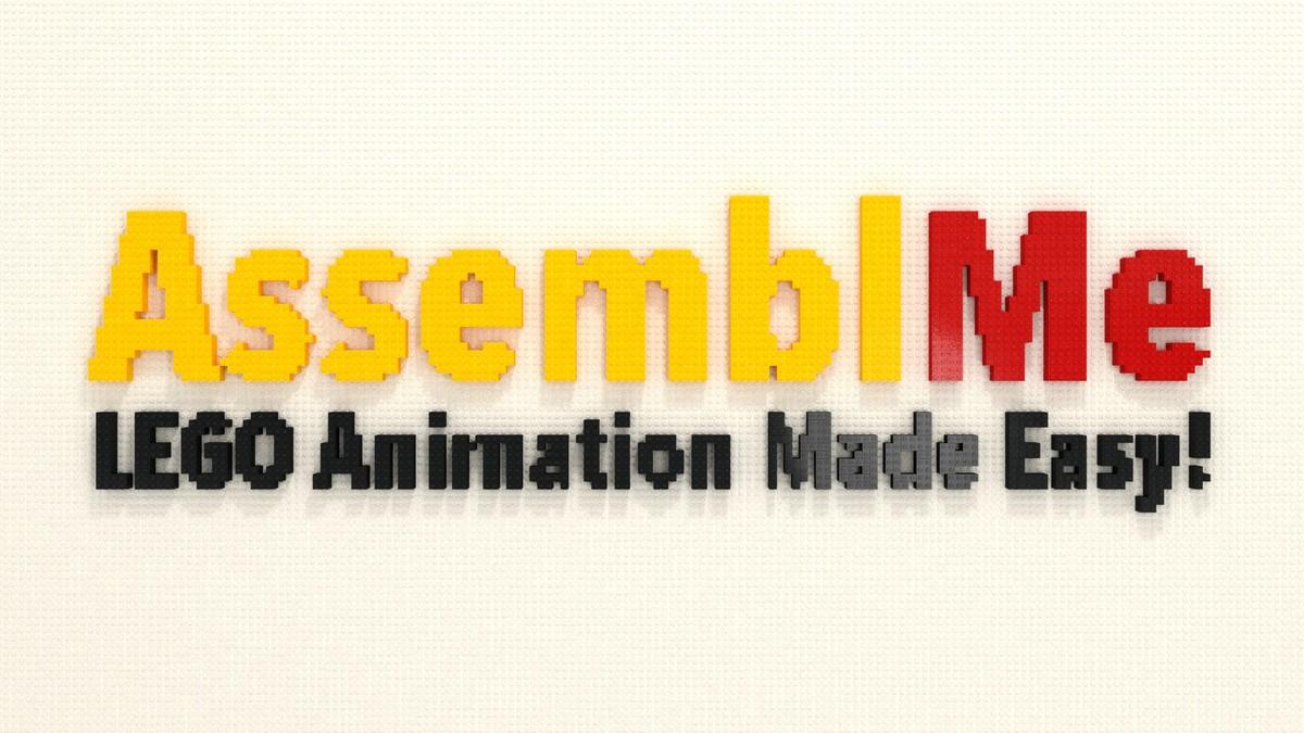AssemblMe – LEGO Animation Made Easy!