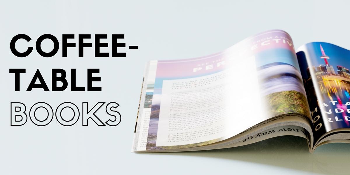 Coffee Table Books Blender Market