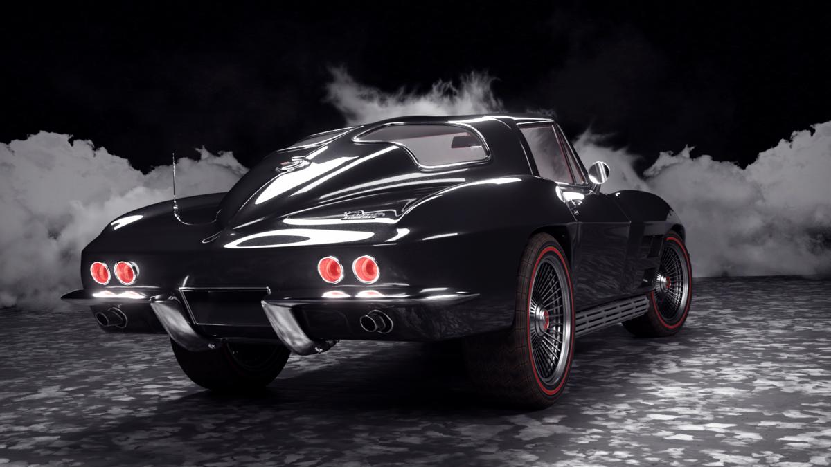 Corvette Sting Ray >> Corvette Stingray 427 1967