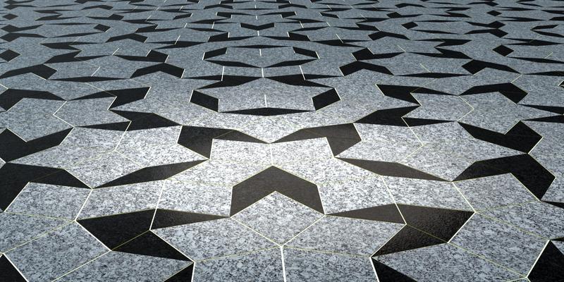Penrose Marble Floor Texture Set Blender Market