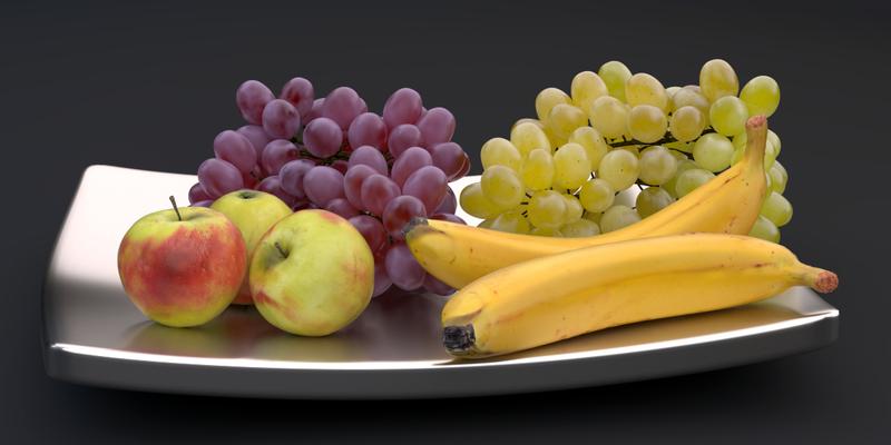 fruit market fruit bowl
