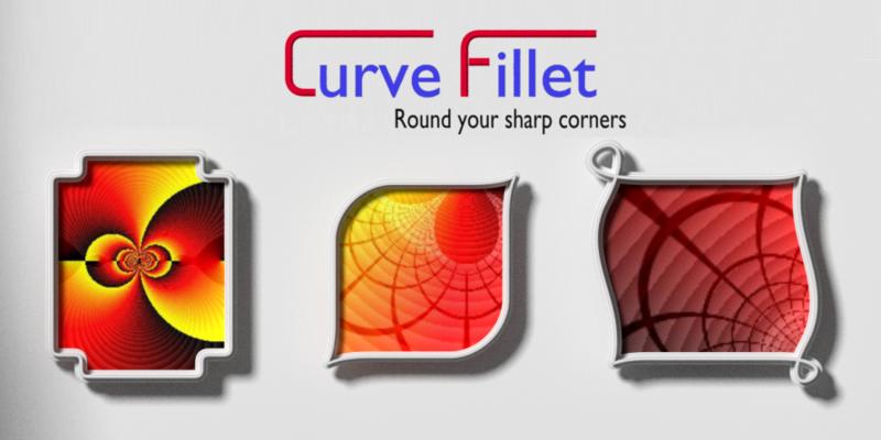 Bezier Curve Fillet Tool - Blender Market