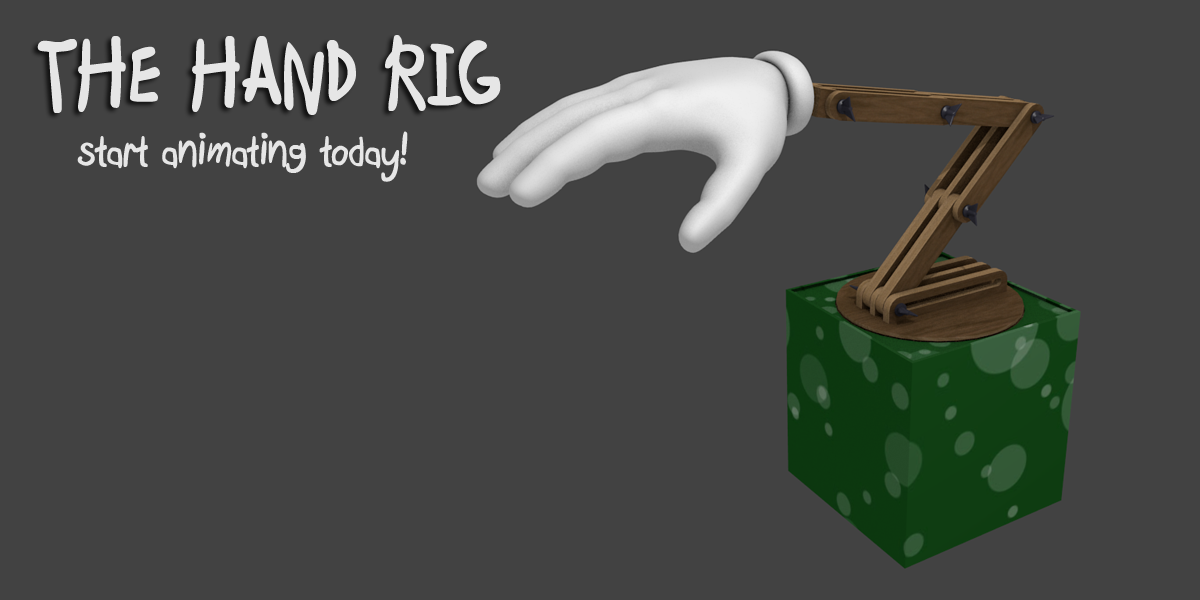 The Hand Rig v2