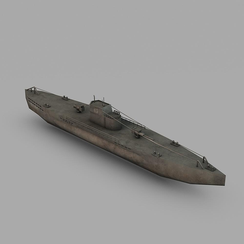 U Boat Wwii Submarine Blender Marketu Boat Wwii Submarine
