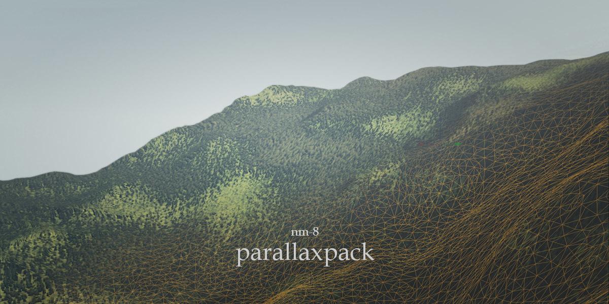 parallax node pack