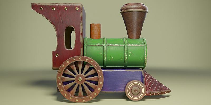 Vintage Toy Set Blender Market